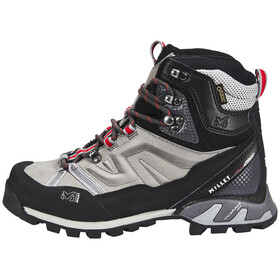 Millet W's High Route Hiking Shoes GTX Hibiscus/Heather Grey